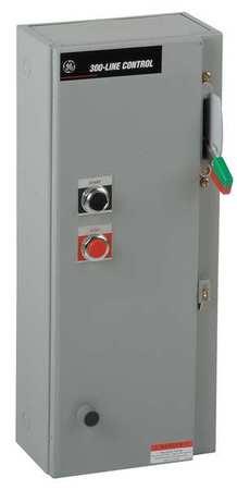 NEMA Fusible Str, Size 2, 120V Coil, 1 Enc