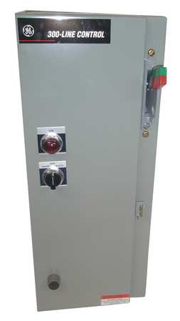NEMA CB Starter, Size 0, 120V Coil, 1 Enc