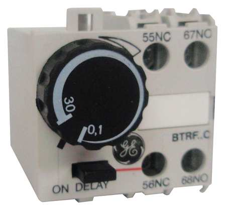 IEC Timer Module, Delayed Off 30 Sec