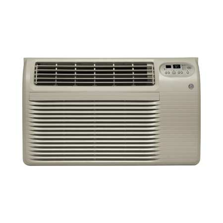 8200 BtuH Wall Air Conditioner with Heat, 115VAC