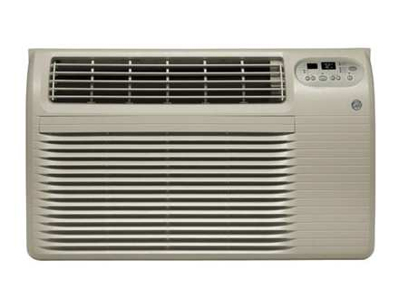 12,000 BtuH Wall Air Conditioner with Heat, 208/230VAC