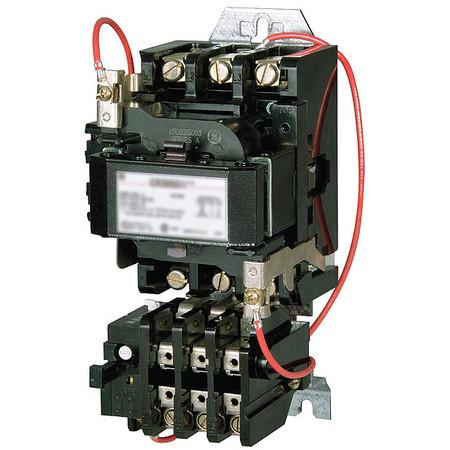 Magnetic Motor Starter, NEMA, 120V, 3P, 135A