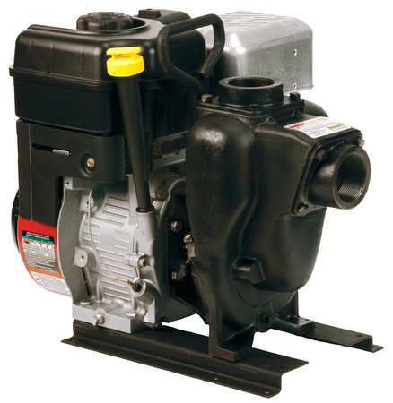Pump,  Engine Driven,  6-1/2 HP,  Cast Iron