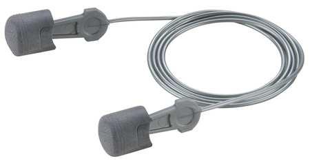 Reusable Ear Plugs, 29dB, Corded, Univ, PK100