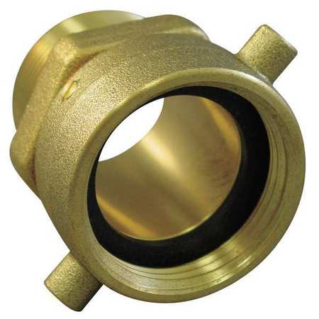 Pin Lug Swivel, FNHxMNPT, 2-1/2 Inx2 In