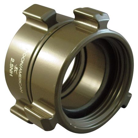 Rocker Lug Swivel, NHxFNPSH, 2-1/2 In