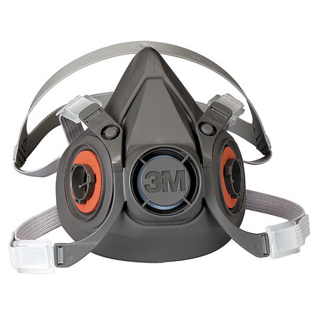 3M(TM) 6000 Series Half Mask, L