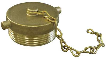 Rocker Lug Plug with Chain, MNH, 2-1/2 In
