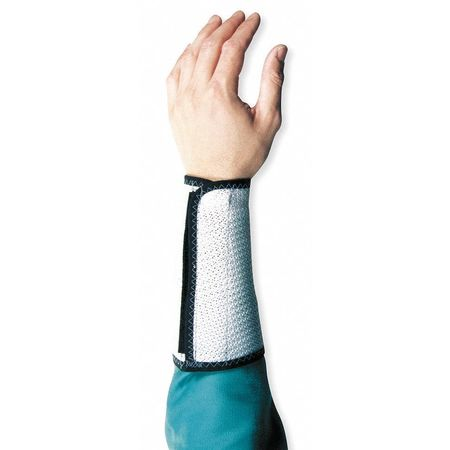 Cut Resistant Arm Guard, XL, 9 In. L, PR