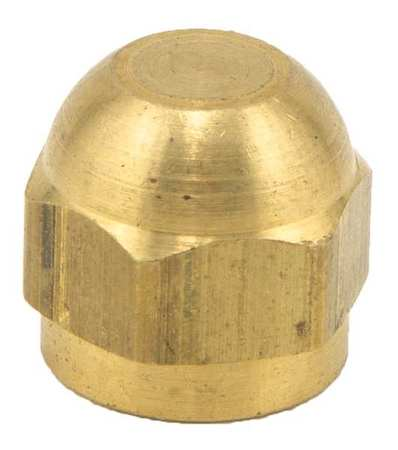 Cap, 1/8 In, SAE, Use w/Watts Series SAE-TC