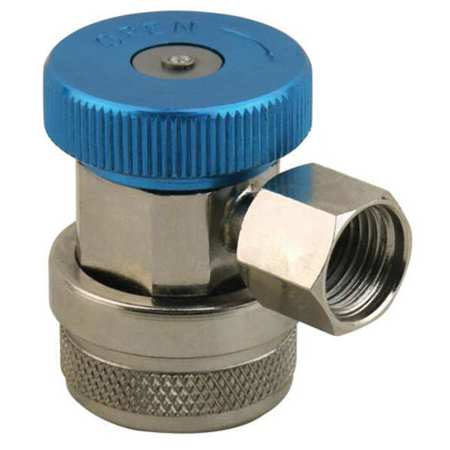 Automotive Service Connector, Blue,  Low
