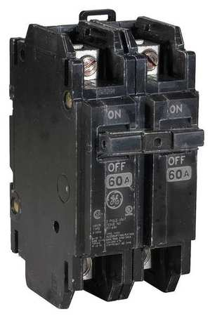 Unit Mount Circuit Breaker, THQC, 2 P, 50A