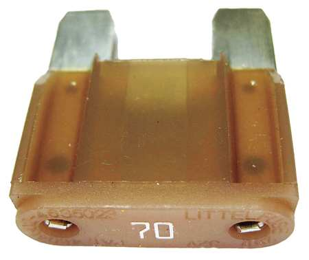 70A Fast Acting Blade Plastic Fuse 32VDC