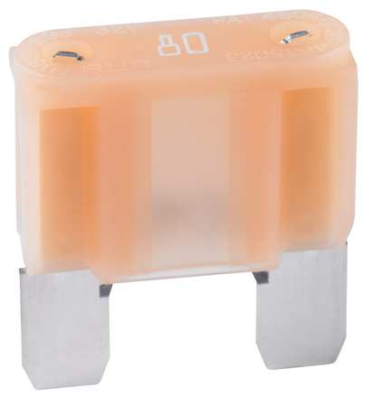 80A Fast Acting Blade Plastic Fuse 32VDC