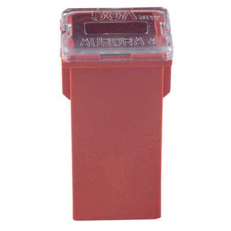 50A Time Delay Blade Plastic Fuse 12VDC