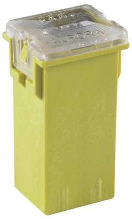 60A Time Delay Blade Plastic Fuse 12VDC