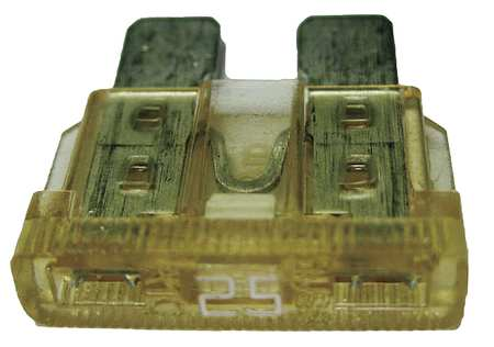 Fuse, 25A, Indicating, BP/ATC, 32VDC, PK2