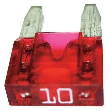 10A Fast Acting Blade Plastic Fuse 32VDC 2PK