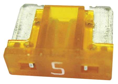5A Fast Acting Blade Plastic Fuse 32VDC 5PK