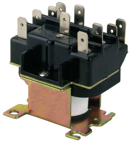 Magnetic Relay, Switching, 120 V Coil