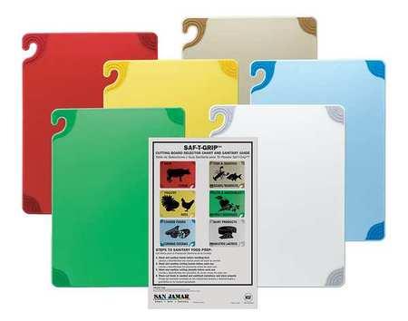 Cutting Board Set, 12x18, 6 Boards