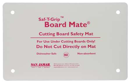 Cutting Board Mat, 16x22, White