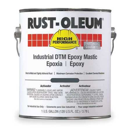 9100 Epoxy Mastic Coating, Tile Red, 1G