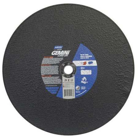 "CutOff Wheel, Gemini, 16""x7/64""x1"", 3820rpm"
