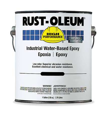 5300 Epoxy Paint, White, 1 gal.