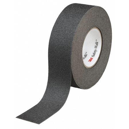 Anti-Slip Tape, Black, 1 in x 60 ft.