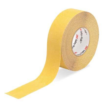 Anti-Slip Tape, 2inx60ft, Yellow