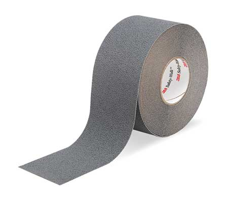 Anti-Slip Tape, Gray, 4 in x 60 ft.