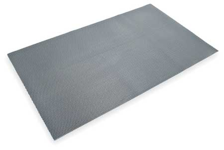 Entrance Scraper Mat, Gray, 3ft. x 5ft.