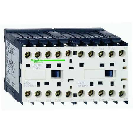 IEC Mini Magnetic Contactr, 24V, 12A, 2NC
