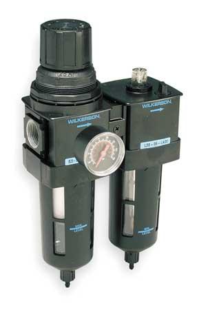 Filter/Regulator/Lubricator, 3/4 In. NPT