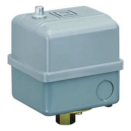 Pressure Switch, Stndard, 5 to 80 psi, DPST