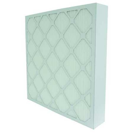 "Mini-Pleat Air Filter,  20x20x4"",  MERV 11"