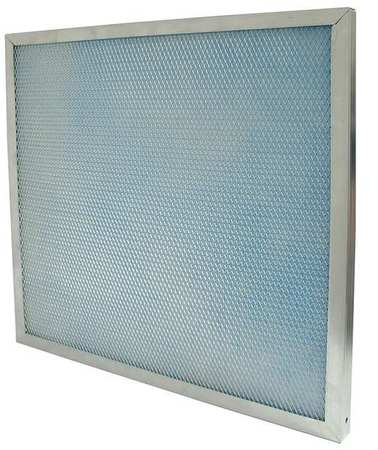 Electrostatic Air Filter, 14x25x1""
