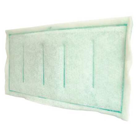 3-Ply Ring Panel Air Filter,  12x12""