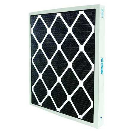 Activated Carbon Air Filter,  10x20x2""