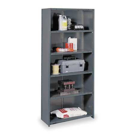 Shelving, Closed, Starter, Steel, 85""