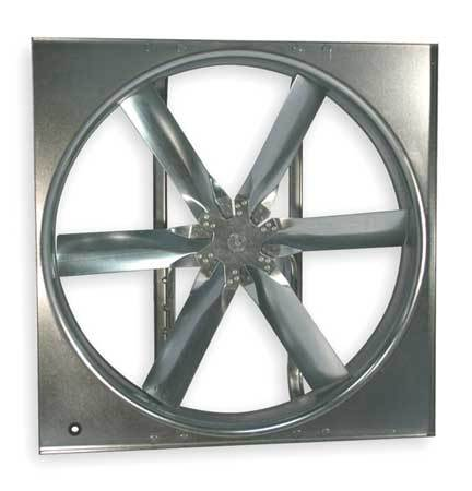 Supply Fan, 24 In, Volts 208-230/440