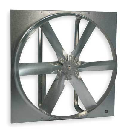 Std Duty Fan, 7096 cfm, 115/208-230V