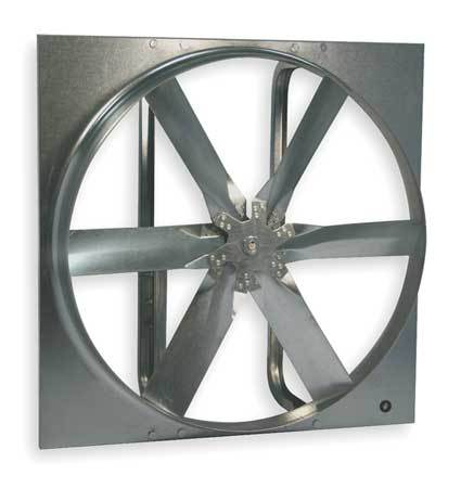 Std Duty Fan, 24, 981 cfm, 115/208-230V