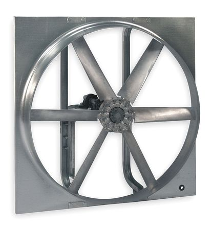Reversible Fan, 36 In, 115/208-230 V, 1 HP