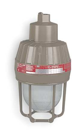 Killark Metal Halide Light Fixture With PDC EZPAG Zorocom - Metal halide light fixture