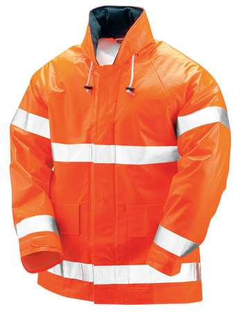Arc Flash Rain Jackets