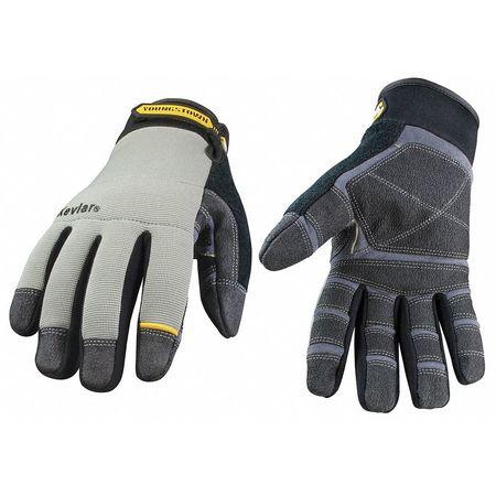 Uncoated Kevlar Gloves
