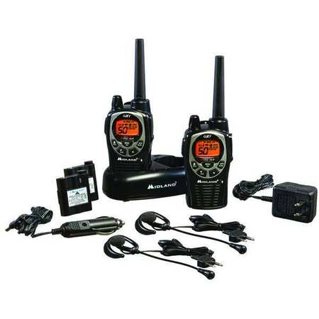 Two Way Radios & Rechargable Batteries