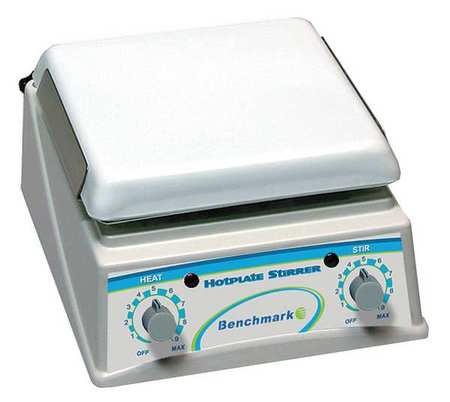 Magnetic Stirring Hot Plate, 7.5 x 7.5In.